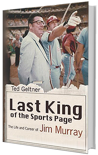 Last King of the Sports Page Book Cover