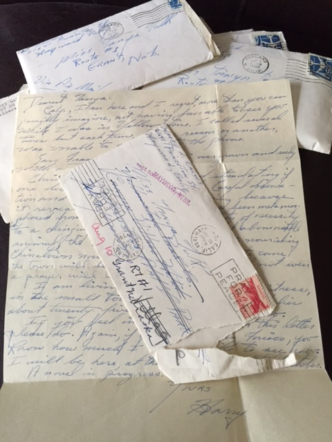 Tanya Letters