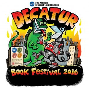2016 AJC Decatur Book Festival | Sept. 4th