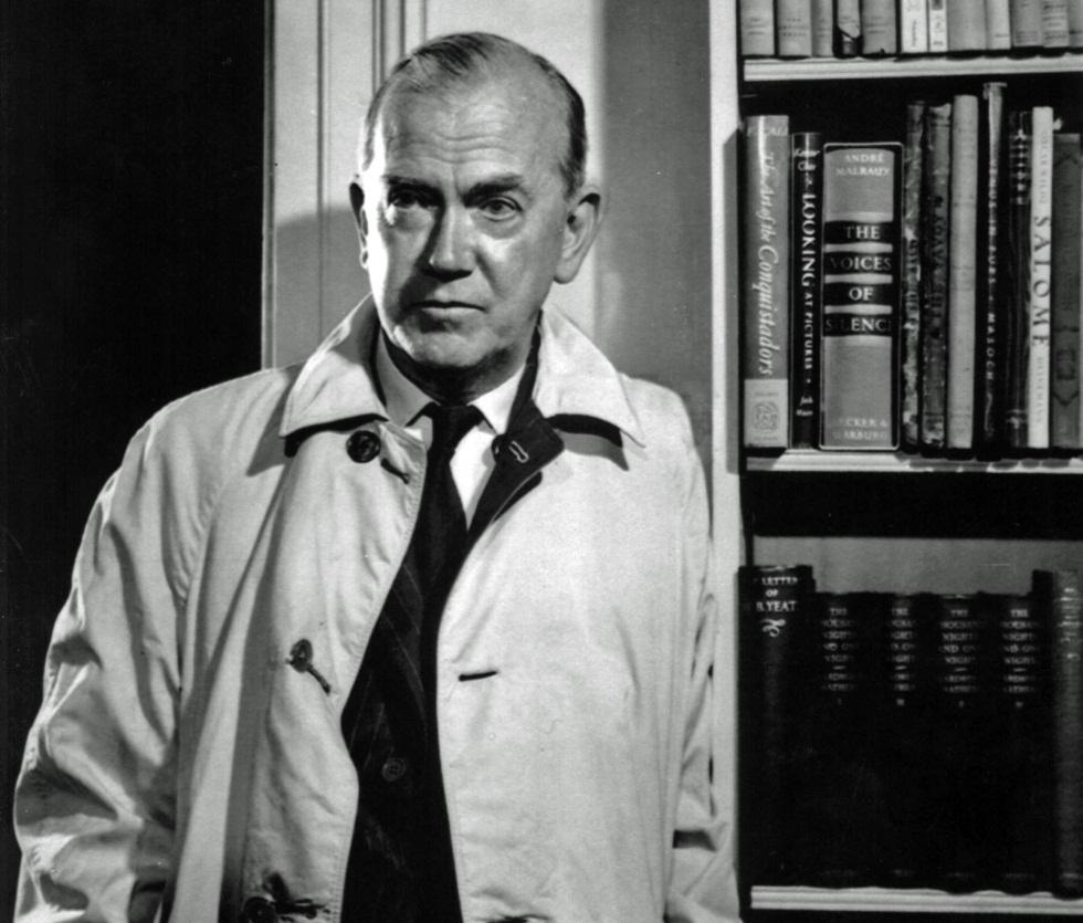 Graham Greene (Oct. 2, 1904-Apr. 3, 1991)