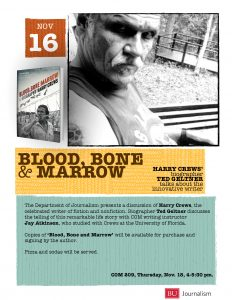11/16/17 | Blood, Bone and Marrow comes to Boston